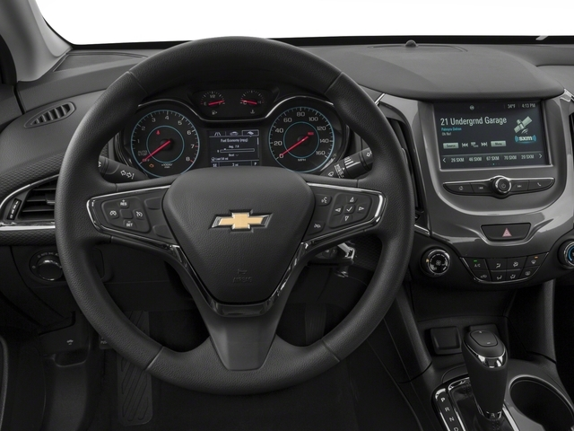 2018 New Chevrolet Cruze 4dr Sedan 1 4l Lt W 1sd At Banks
