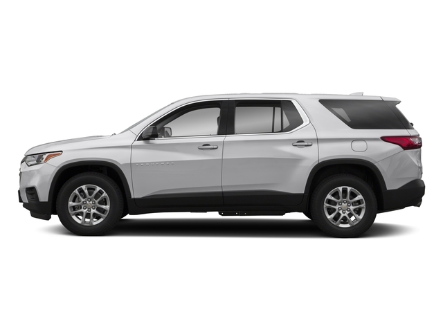 2018 Chevrolet Traverse Awd 4dr Ls W 1ls Suv For Sale In