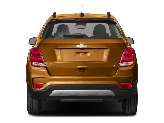2018 New Chevrolet Trax Awd 4dr Lt At Banks Chevrolet