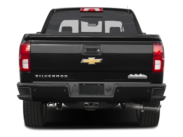 2018 chevrolet silverado 1500 4wd crew cab 143 5 high country truck crew cab short bed for sale. Black Bedroom Furniture Sets. Home Design Ideas