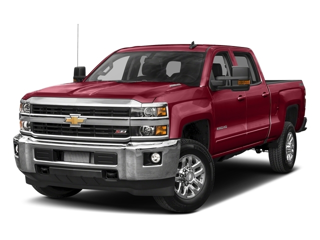 "2018 Chevrolet Silverado 2500HD 4WD Crew Cab 153.7"" LT Truck Crew Cab Standard Bed for Sale in ..."
