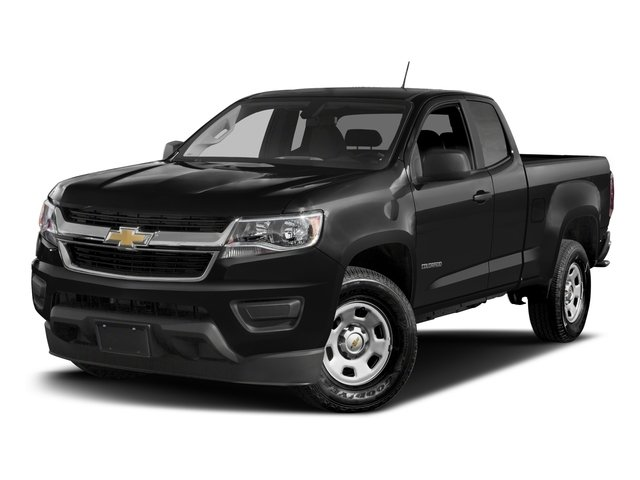 "2018 Chevrolet Colorado 4WD Ext Cab 128.3"" Work Truck - 17761643 - 1"