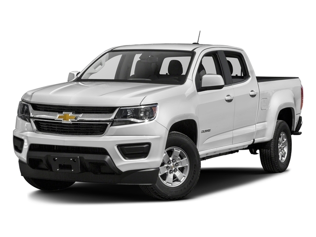 "2018 Chevrolet Colorado 4WD Crew Cab 128.3"" Work Truck - 16922064 - 1"