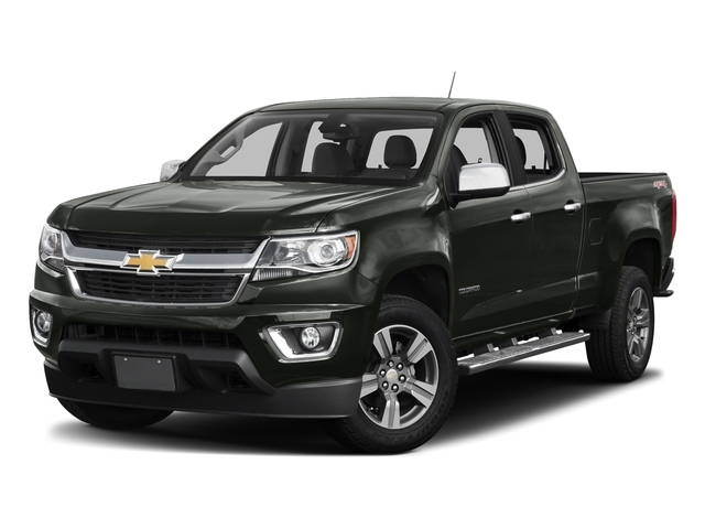 "2018 Chevrolet Colorado 4WD Crew Cab 128.3"" LT - 16867234 - 1"