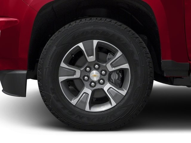 "2018 Chevrolet Colorado 4WD Crew Cab 140.5"" Z71 - 17185521 - 9"