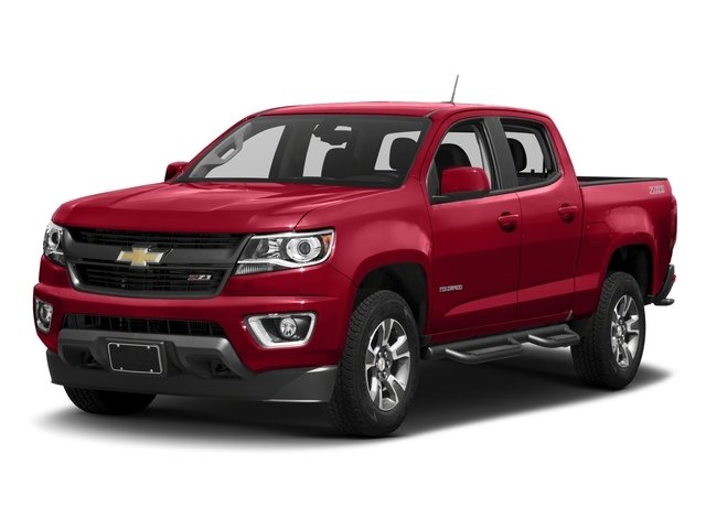 "2018 Chevrolet Colorado 4WD Crew Cab 140.5"" Z71 - 17332371 - 1"