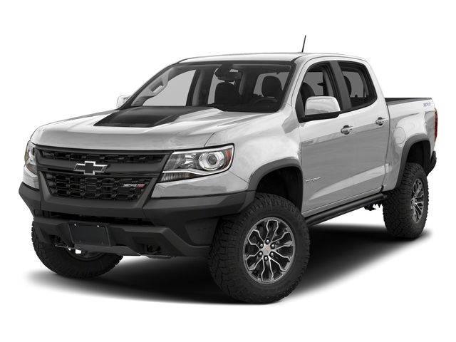 2018 Chevrolet Colorado TRUCK CREW CAB 128.3' - 17022644 - 1