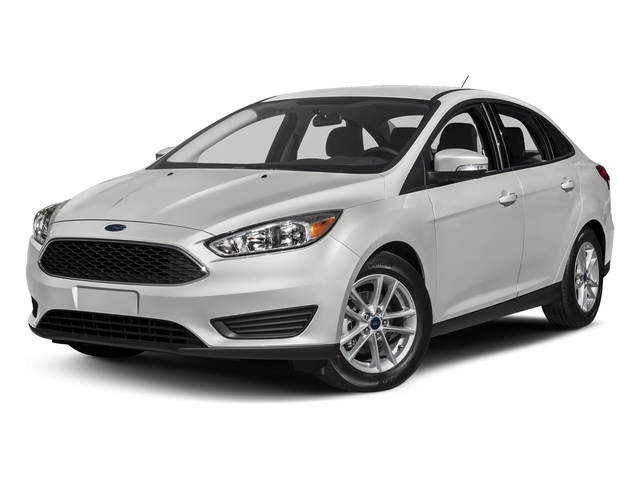 2018 Ford Focus SE Sedan - 17113634 - 1