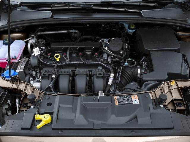 2018 Ford Focus SE Sedan - 17107486 - 12