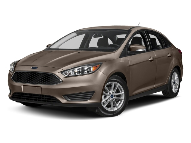 2018 Ford Focus S Sedan - 17411011 - 1