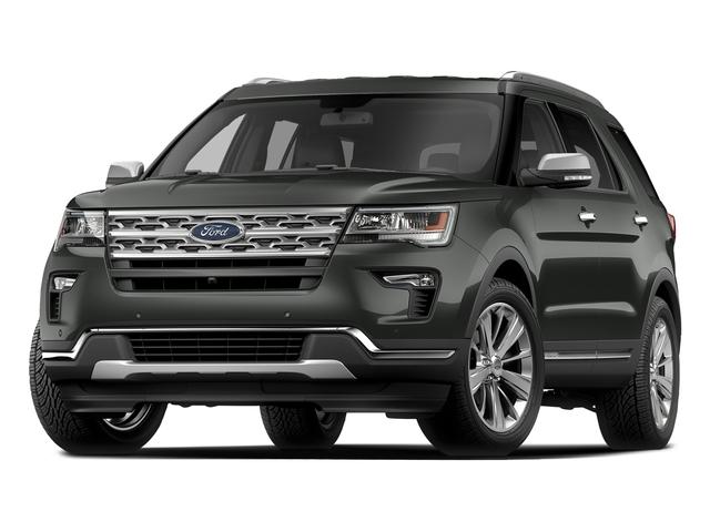 2018 Ford Explorer XLT 4WD - 17114829 - 1