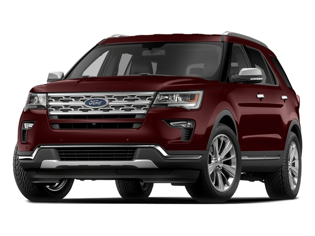2018 Ford Explorer XLT 4WD - 17818132 - 1