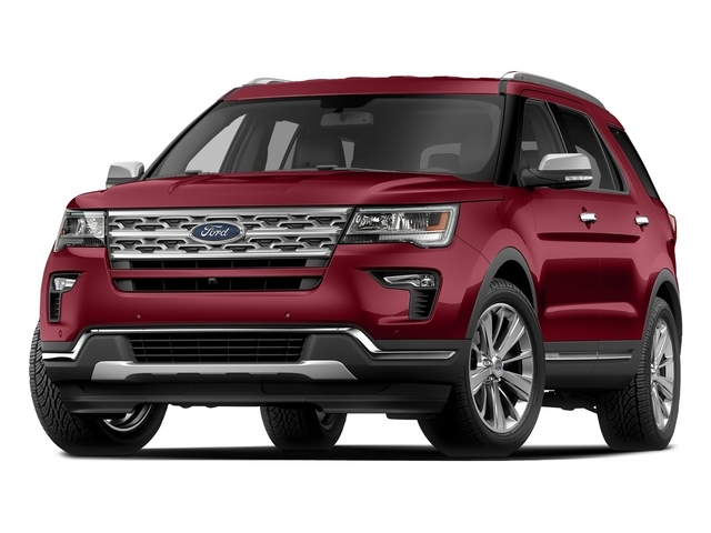 2018 Ford Explorer XLT 4WD - 17990420 - 1