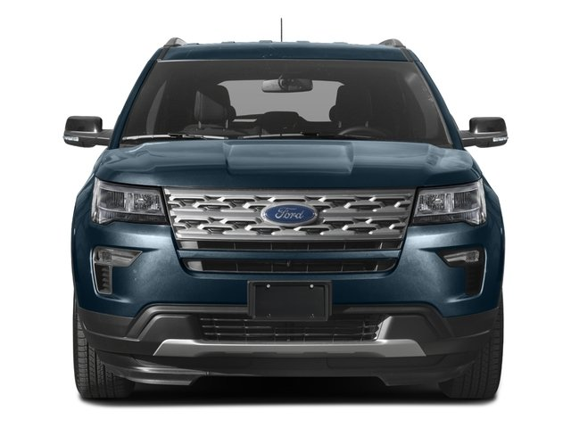 2018 Ford Explorer XLT 4WD - 18049549 - 3
