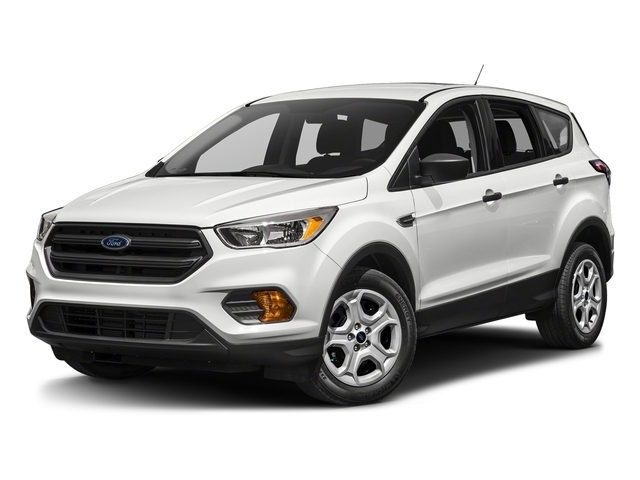 2018 Ford Escape S FWD - 17201644 - 1