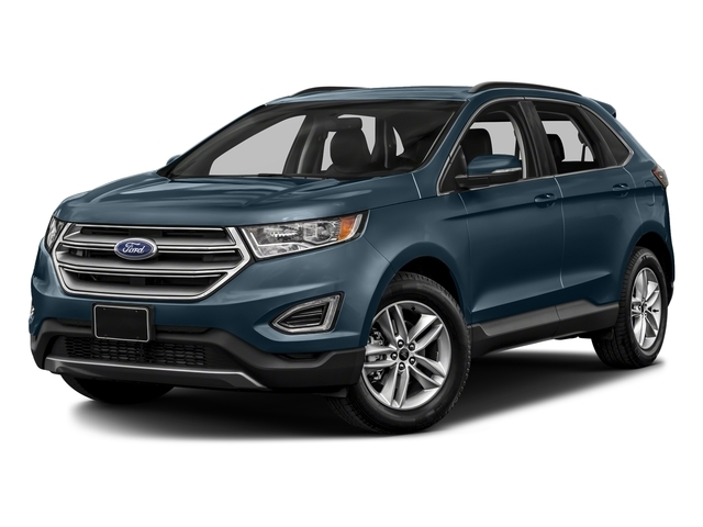 2018 New Ford Edge Sel Awd At Watertown Ford Serving