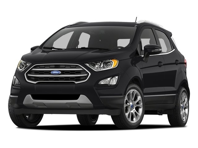 2018 Ford EcoSport SE 4WD - 17719854 - 1