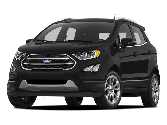 2018 Ford EcoSport SE 4WD - 17408106 - 1