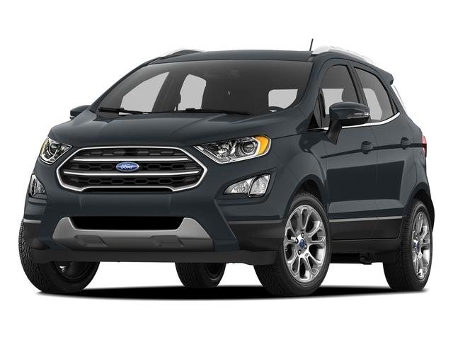 2018 Ford EcoSport SE 4WD - 17266699 - 1