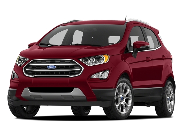 2018 Ford EcoSport SES 4WD - 17266690 - 1