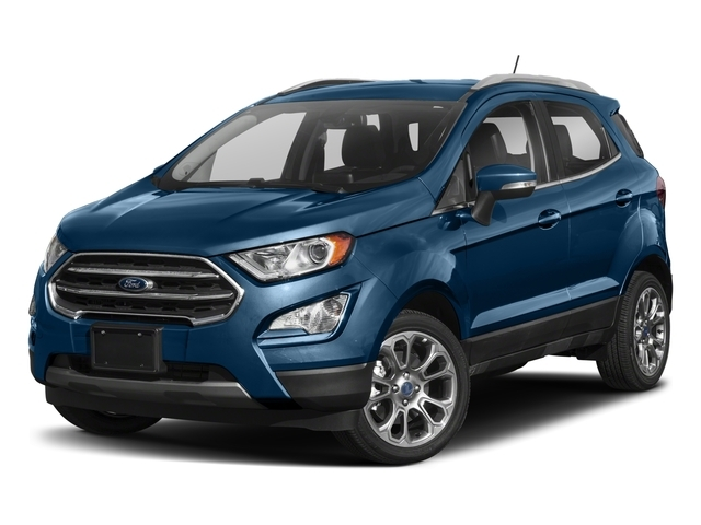 2018 Ford EcoSport SE 4WD - 18064486 - 1