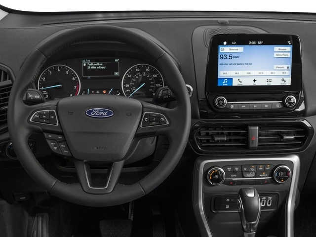 2018 Ford EcoSport S 4WD - 17411041 - 5