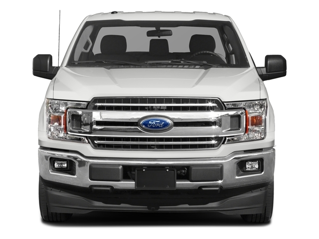 2018 Ford F-150 XL 4WD Reg Cab 8' Box - 17053138 - 3