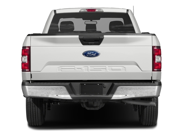 2018 Ford F-150 XL 4WD Reg Cab 8' Box - 17053138 - 4