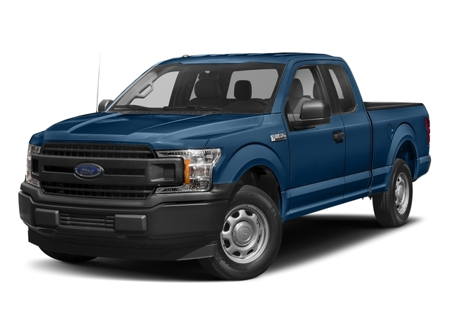 2018 Ford F-150 Lariat 4WD SuperCab 6.5' Box - 16881614 - 1
