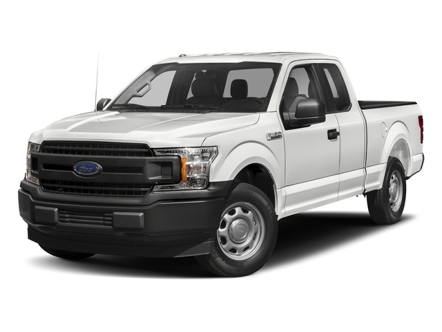 2018 Ford F-150 XLT 4WD SuperCab 6.5' Box - 18039416 - 1