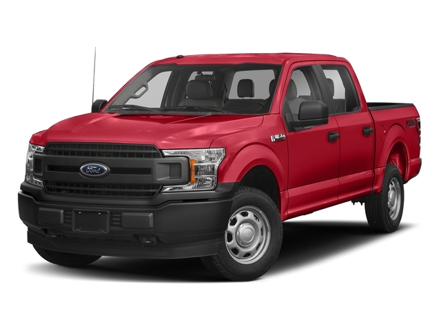 2018 Ford F-150 XL 4WD SuperCrew 5.5' Box - 17900612 - 1