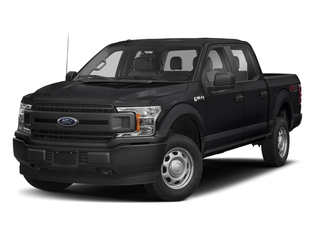 2018 Ford F-150 XL 4WD SuperCrew 5.5' Box - 17993264 - 1