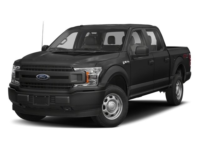 2018 Ford F-150 XL 4WD SuperCrew 5.5' Box - 17440785 - 1