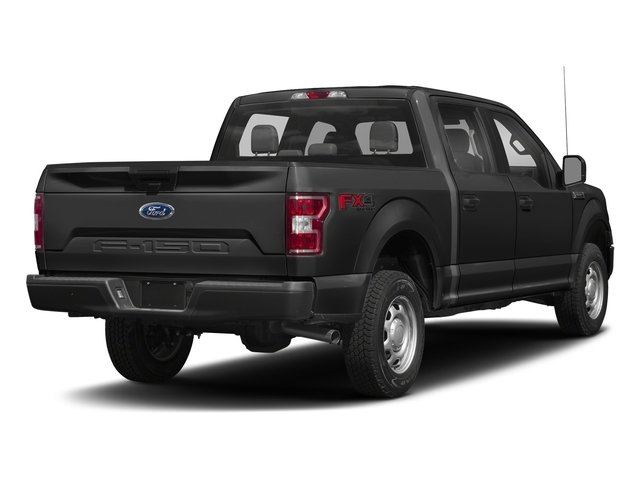 2018 Ford F-150 XL 4WD SuperCrew 5.5' Box - 17440785 - 2