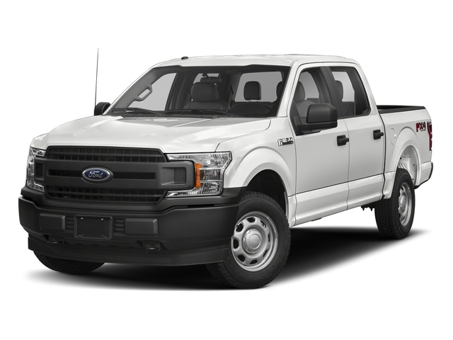 2018 Ford F-150 XL 4WD SuperCrew 5.5' Box - 17993153 - 1
