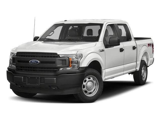 2018 Ford F-150 XLT 4WD SuperCrew - 18187184 - 1