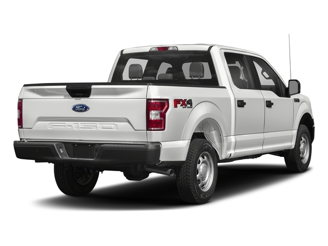 2018 Ford F-150 4WD SuperCrew Box - 18208536 - 2