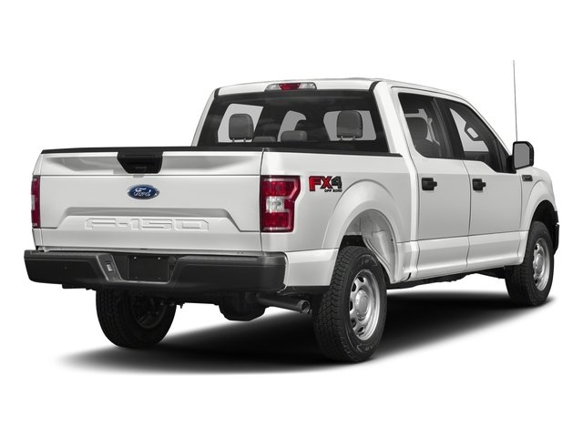 2018 Ford F-150 4WD SuperCrew Box - 18208553 - 2