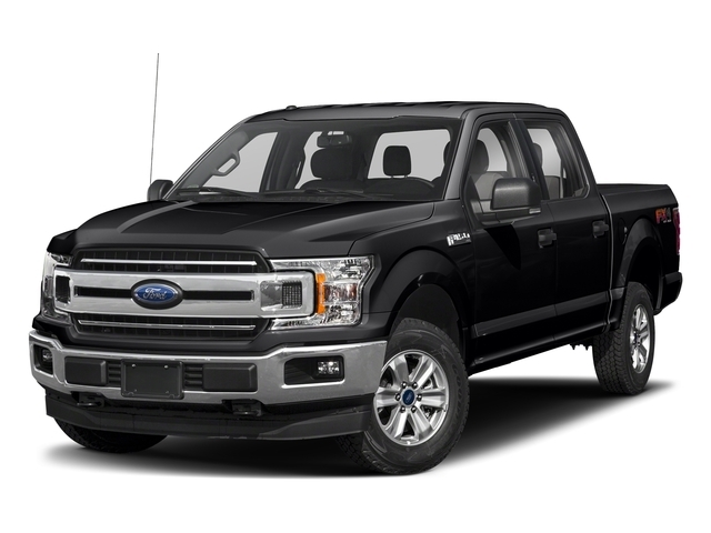 2018 Ford F-150 Lariat 4WD SuperCrew 5.5' Box - 18133187 - 1