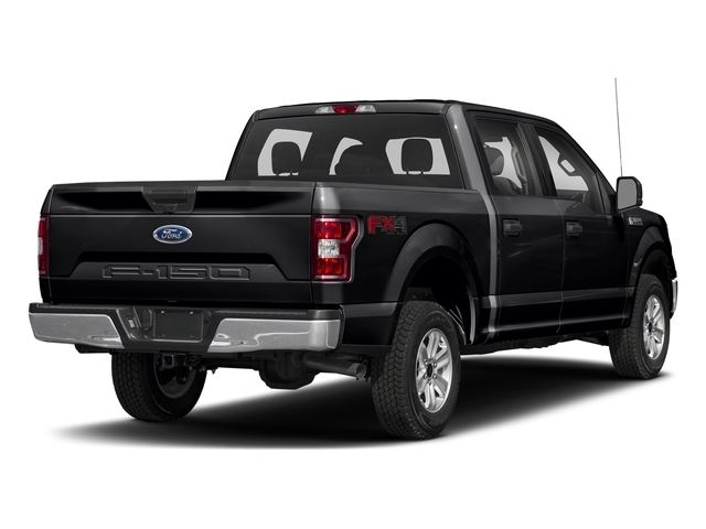2018 Ford F-150 Lariat 4WD SuperCrew 5.5' Box - 18133187 - 2