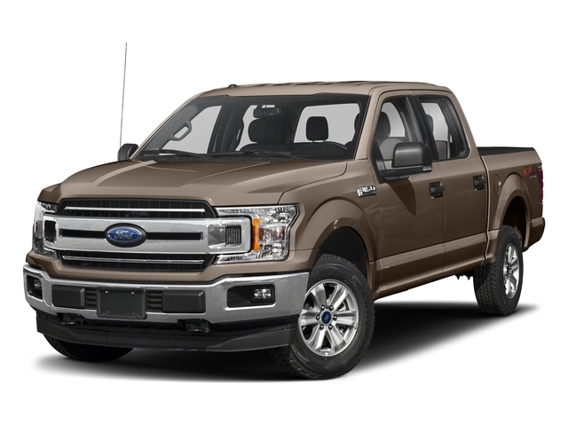 2018 Ford F-150 XLT 4WD SuperCrew 5.5' Box - 17900629 - 1