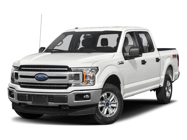 2018 Ford F-150 Lariat 4WD SuperCrew 5.5' Box - 18044339 - 1