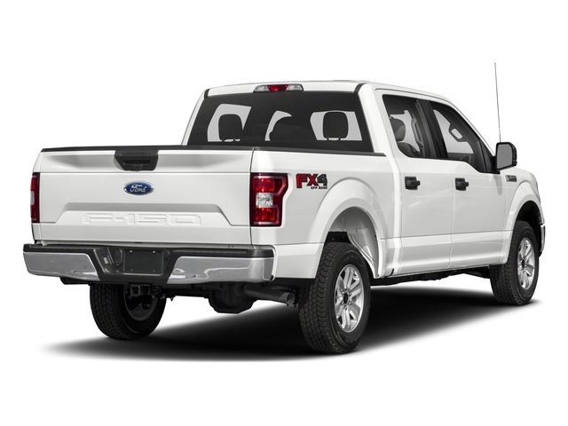 2018 Ford F-150 Lariat 4WD SuperCrew 5.5' Box - 18044339 - 2