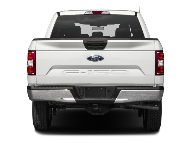 2018 Ford F-150 Lariat 4WD SuperCrew 5.5' Box - 18093224 - 4