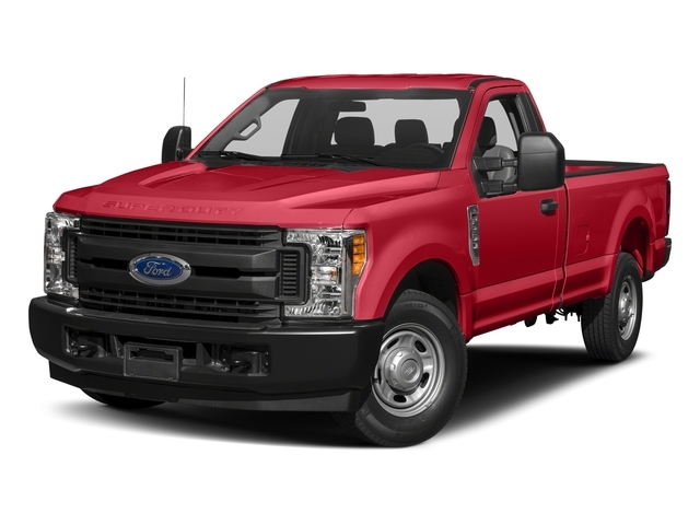 2018 Ford Super Duty F-350 SRW XL 4WD Reg Cab 8' Box - 17858014 - 1