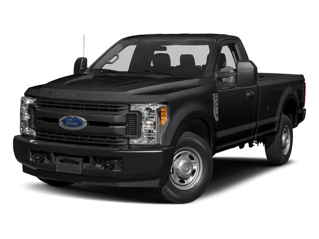 2018 Ford Super Duty F-350 SRW XL 4WD Reg Cab 8' Box - 17932913 - 1