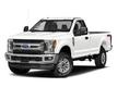 2018 Ford Super Duty F-350 SRW XLT 4WD Reg Cab 8' Box - 17638484 - 1