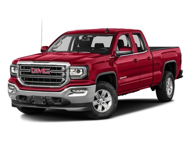 2018 new gmc sierra 1500 4wd double cab 143 5 sle at. Black Bedroom Furniture Sets. Home Design Ideas