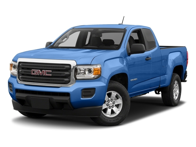 2018 new gmc canyon 4wd ext cab 128 3 sle at banks chevy. Black Bedroom Furniture Sets. Home Design Ideas
