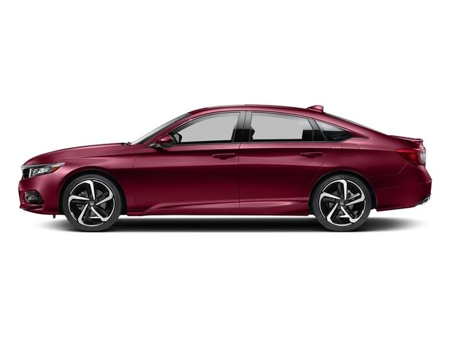 2018 Honda Accord Sedan Sport CVT - 17060640